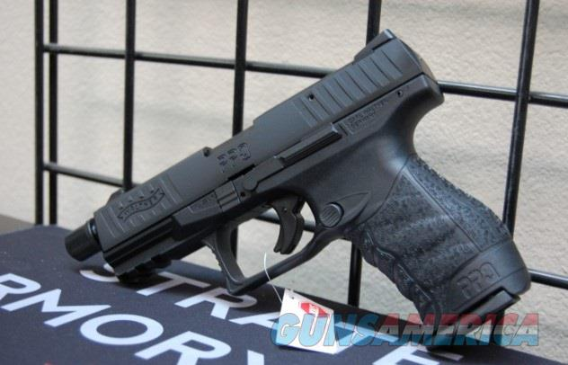 Walther PPQ M2 Tactical 22lr Threaded Barrel 12rd  Guns > Pistols > Walther Pistols > Post WWII > P99/PPQ