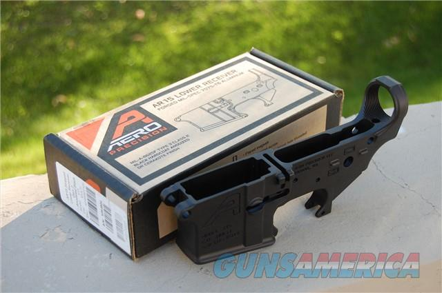 Aero Precision X15 Gen 2 Stripped Lower AR15  Guns > Rifles > Aero Precision > Aero Precision Rifles