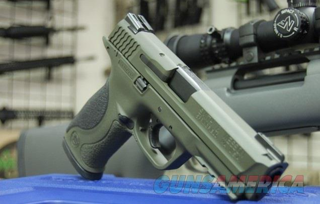 X-Werks Smith & Wesson M&P 9 Magpul OD TFO NS  Guns > Pistols > Smith & Wesson Pistols - Autos > Polymer Frame