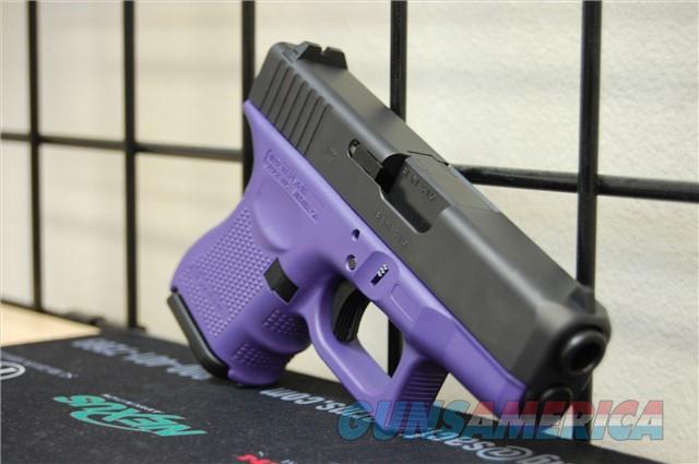 X-Werks Glock 26 Gen 4 Purple Frame G4 9mm  Guns > Pistols > Glock Pistols > 26/27