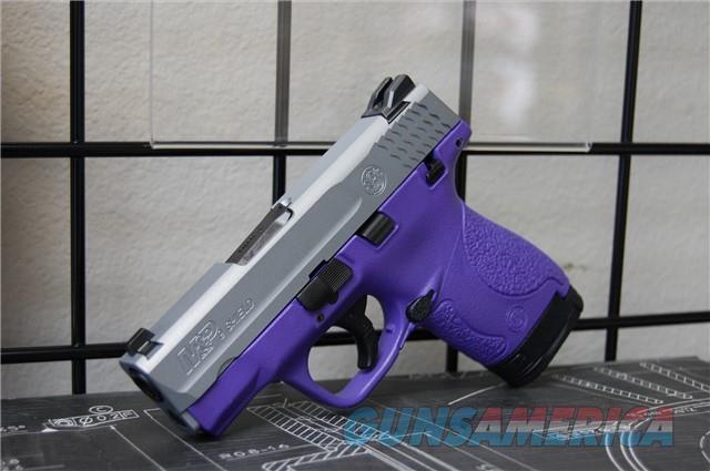 X-Werks Smith & Wesson M&P 9 Shield Purple Sat Mag  Guns > Pistols > Smith & Wesson Pistols - Autos > Shield