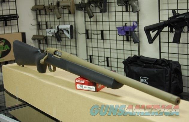 "X-Werks Remington 700 5R 20"" TB Armor Black FDE 85200  Guns > Rifles > Remington Rifles - Modern > Model 700 > Sporting"