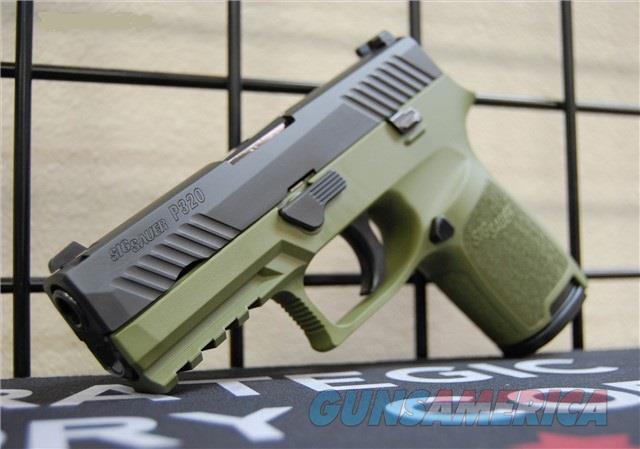 X-Werks Sig Sauer P320 C Noveske Green 320C-9-BSS  Guns > Pistols > Sig - Sauer/Sigarms Pistols > P320