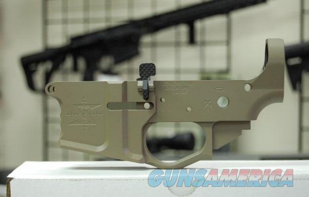 X-Werks Seekins Precision SBA15 Billet Lower MFDE  Guns > Rifles > S Misc Rifles