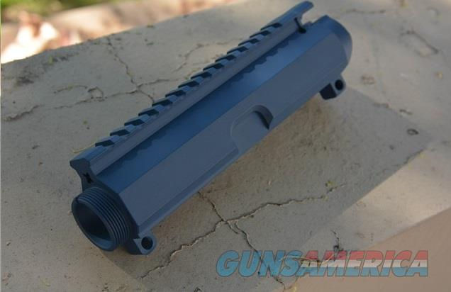 X-Werks Guntec Billet AR-15 Upper Keltec Navy Blue  Non-Guns > Gun Parts > M16-AR15 > Upper Only