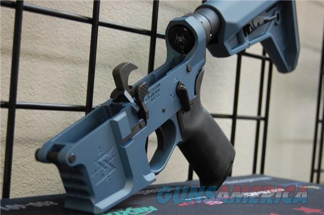 X-Werks Seekins Precsion SBA15 Blue Titanium Magpul  Guns > Rifles > S Misc Rifles