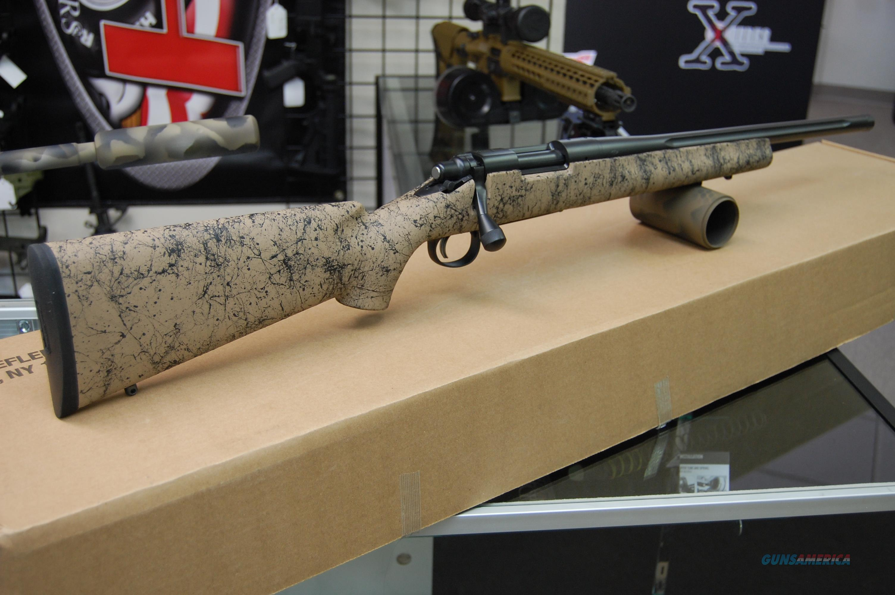"Remington 700 5R Gen 2 .308 20"" TB 85196 G2  Guns > Rifles > Remington Rifles - Modern > Model 700 > Tactical"