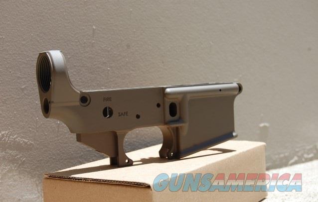 X-Werks Rock River Arms LAR-15 Patriot Brown AR15  Guns > Rifles > Rock River Arms Rifles