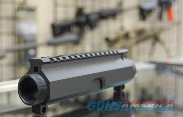 Guntec Billet Stripped AR15 Upper X-Werks Tungsten  Non-Guns > Gun Parts > M16-AR15 > Upper Only