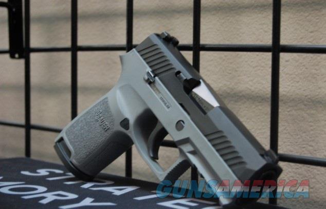 X-Werks Sig Sauer P320 C Ghost Gray 320C-9-B  Guns > Pistols > Sig - Sauer/Sigarms Pistols > P320