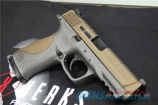 Smith & Wesson M&P 40 X-Werks Tungsten B Bronze  Guns > Pistols > Smith & Wesson Pistols - Autos > Polymer Frame