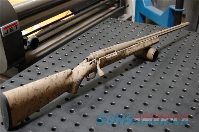 "Remington 700 5R G2 Gen 2 6.5 Creedmor 24"" TB 85198 FDE  Guns > Rifles > Remington Rifles - Modern > Model 700 > Sporting"