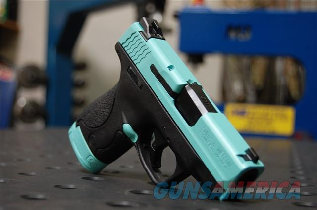 X-Werks Smith & Wesson Shield 9 Tif Blue Slide and Parts  Guns > Pistols > Smith & Wesson Pistols - Autos > Shield