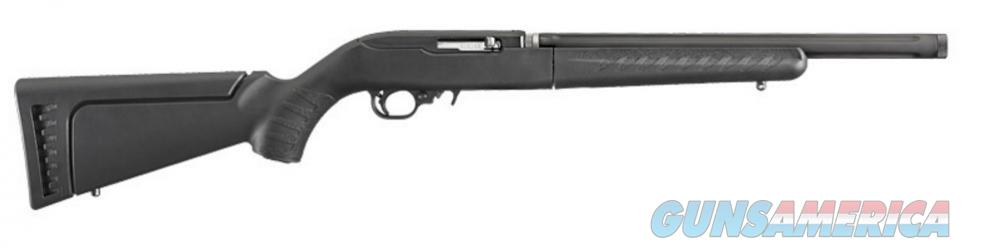 "Ruger 21133 10/22 Takedown 22 LR 10+1 16.10"" Fixed Stock Black Right Hand  Guns > Rifles > Ruger Rifles > 10-22"