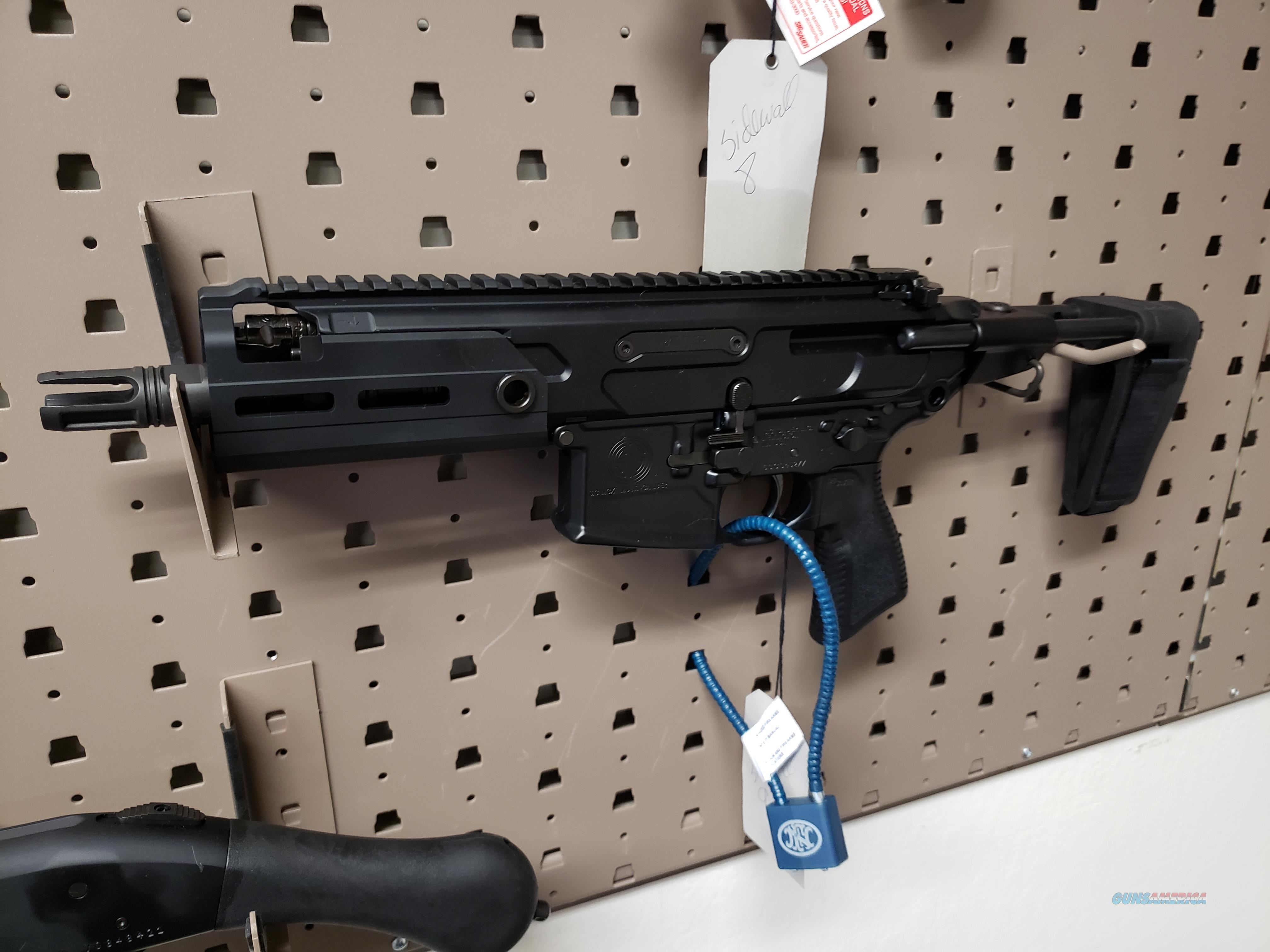 SIG MCX RATTLER 300BLK 5.5? BLK 30RD  Guns > Pistols > Sig - Sauer/Sigarms Pistols > MPX / MCX