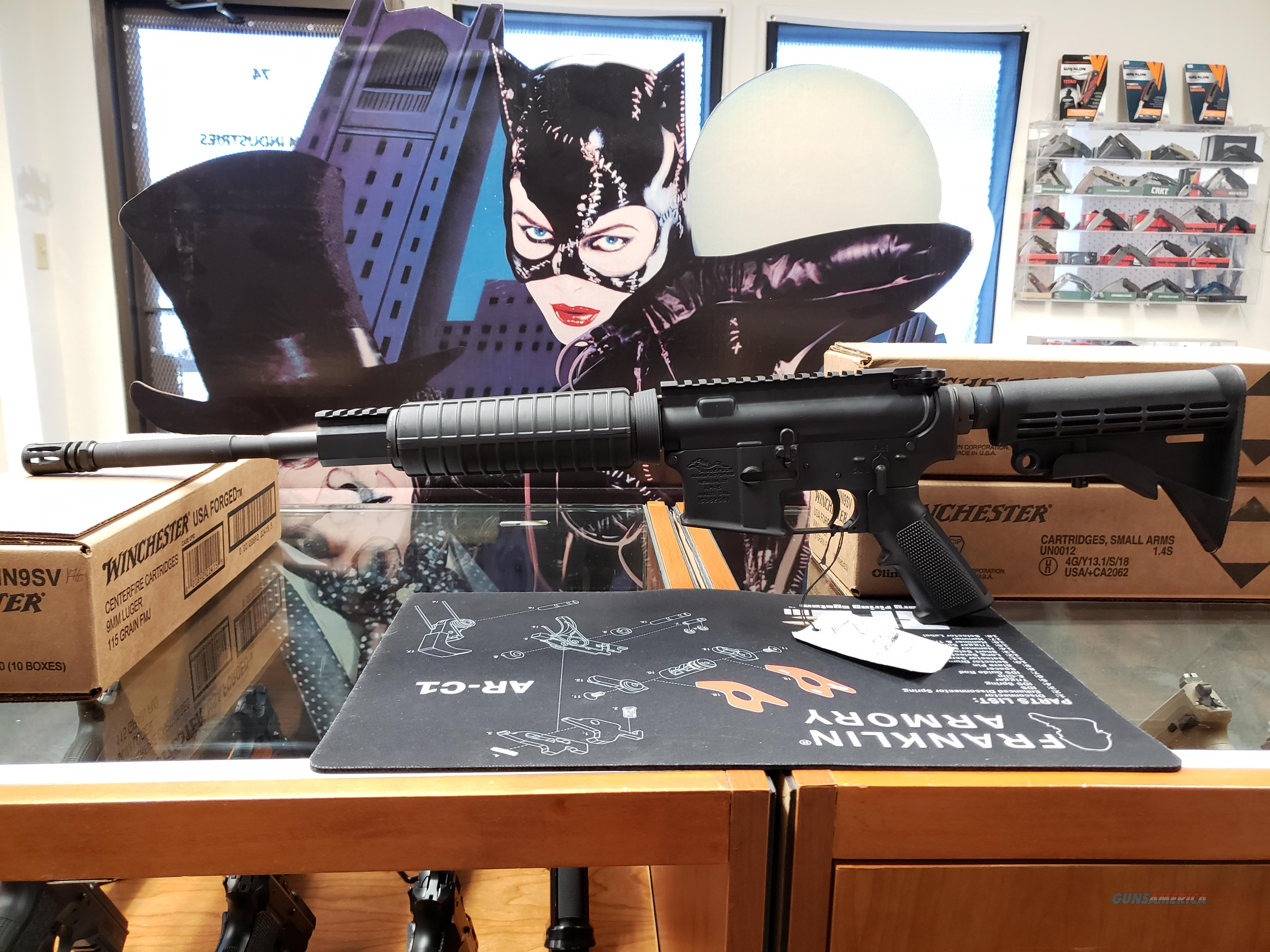 Anderson Mfg. AM-15 ORC 5.56  Guns > Rifles > AR-15 Rifles - Small Manufacturers > Complete Rifle