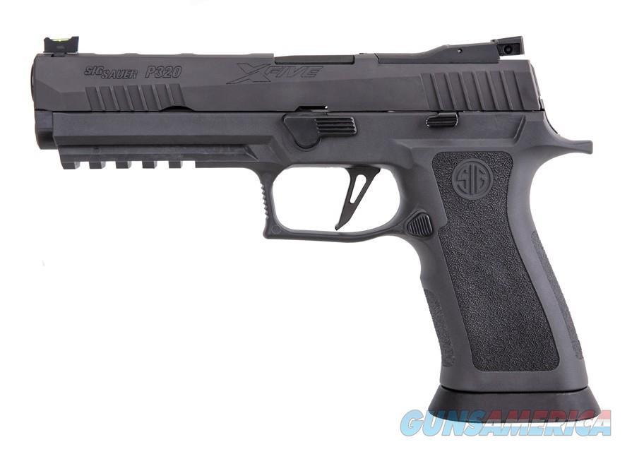 SIG SAUER 320X5 LEGION  Guns > Pistols > Sig - Sauer/Sigarms Pistols > P320