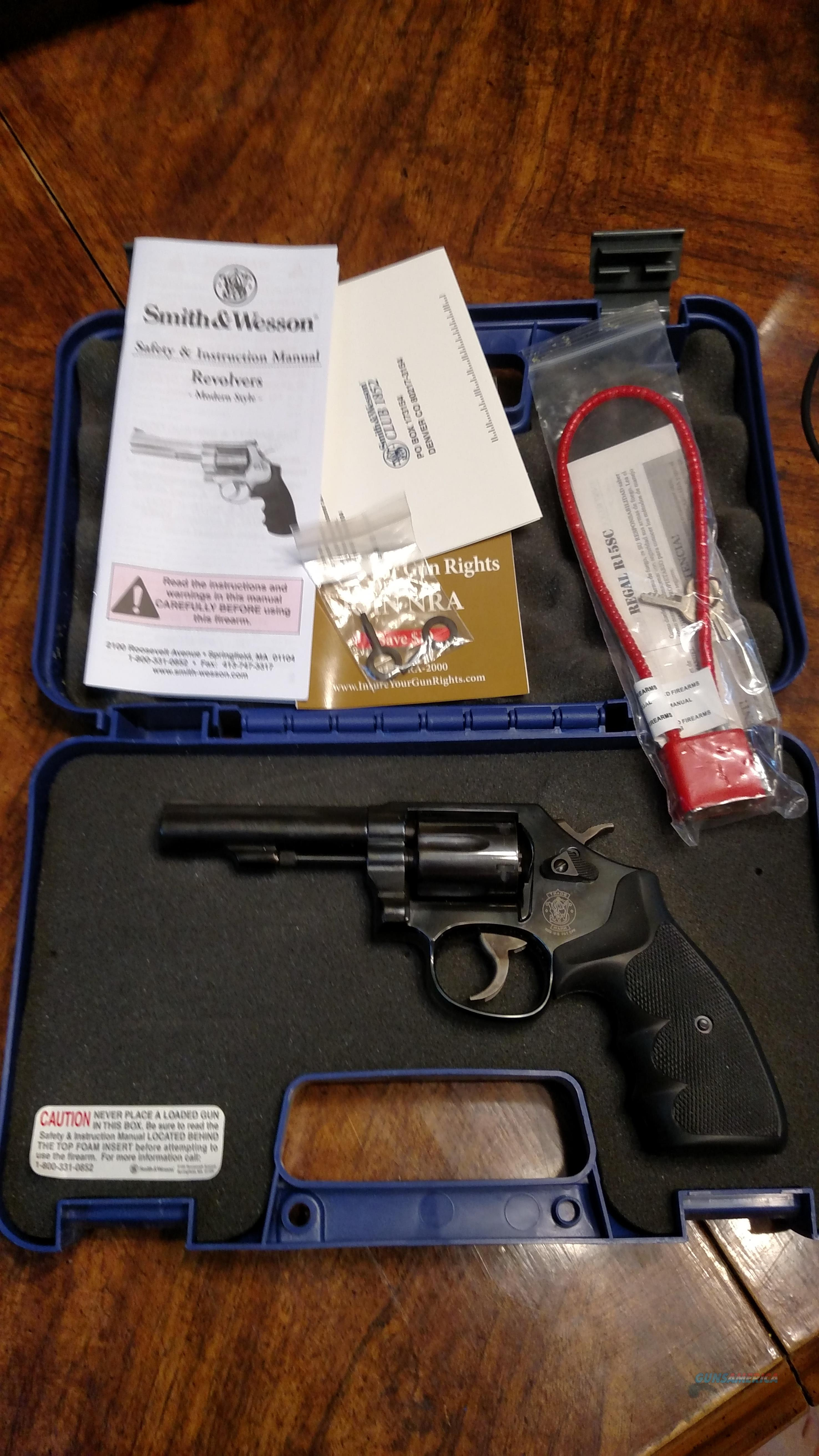Smith & Wesson 10-14 .38 Special  Guns > Pistols > Smith & Wesson Revolvers > Model 10