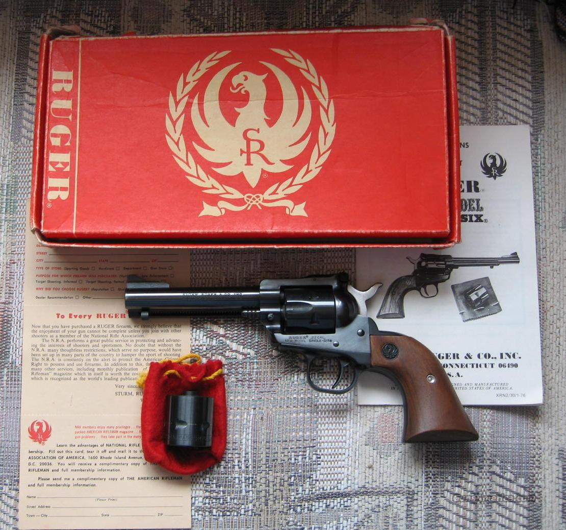 "Ruger Single-Six Liberty Model 4 5/8""  Guns > Pistols > Ruger Single Action Revolvers > Single Six Type"