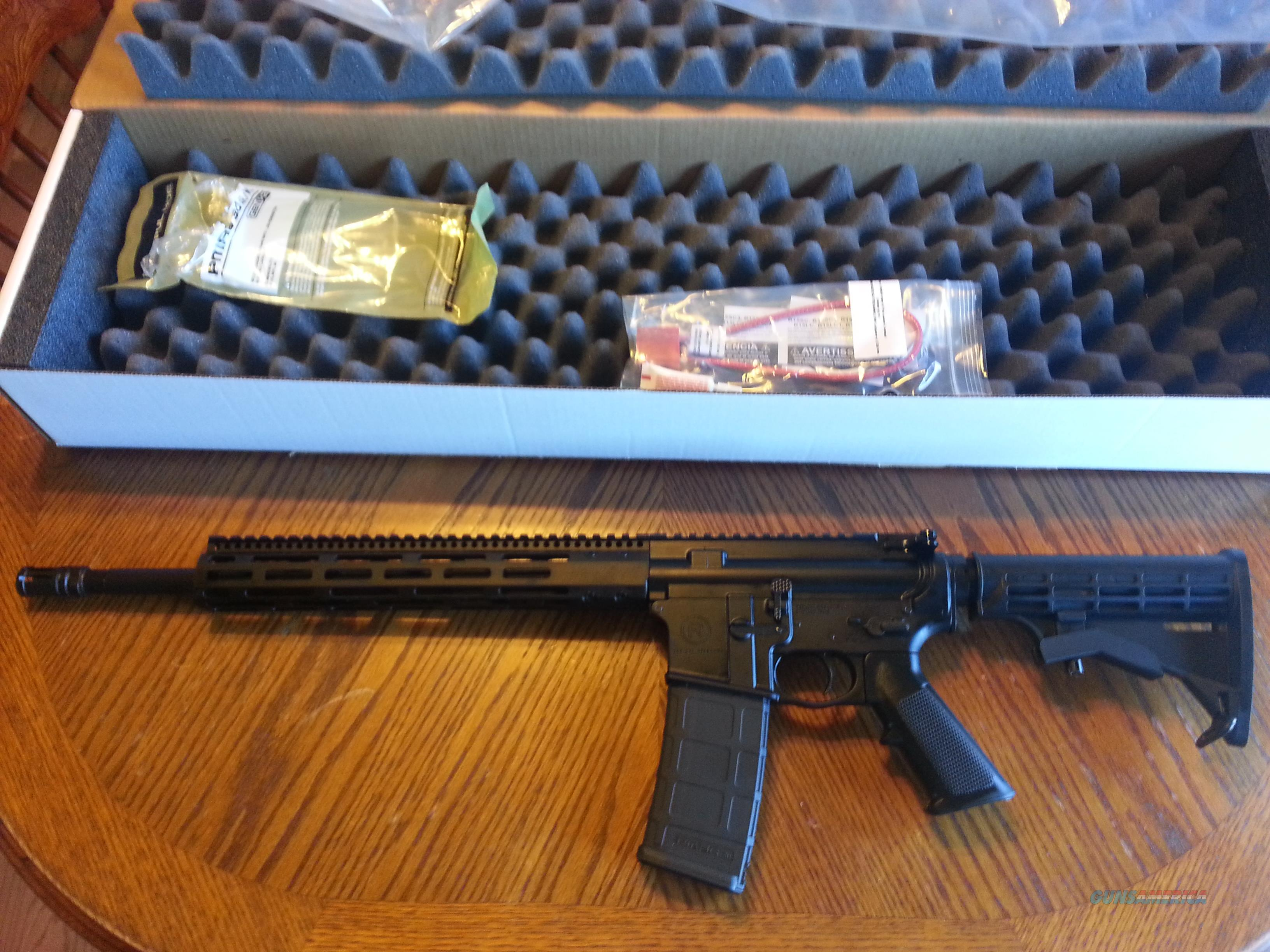 "Radical Firearms AR15, AR 15, 300AAC Blackout,  NIB, Alum. Handguard, 30 Rd, 16""   Guns > Rifles > AR-15 Rifles - Small Manufacturers > Complete Rifle"