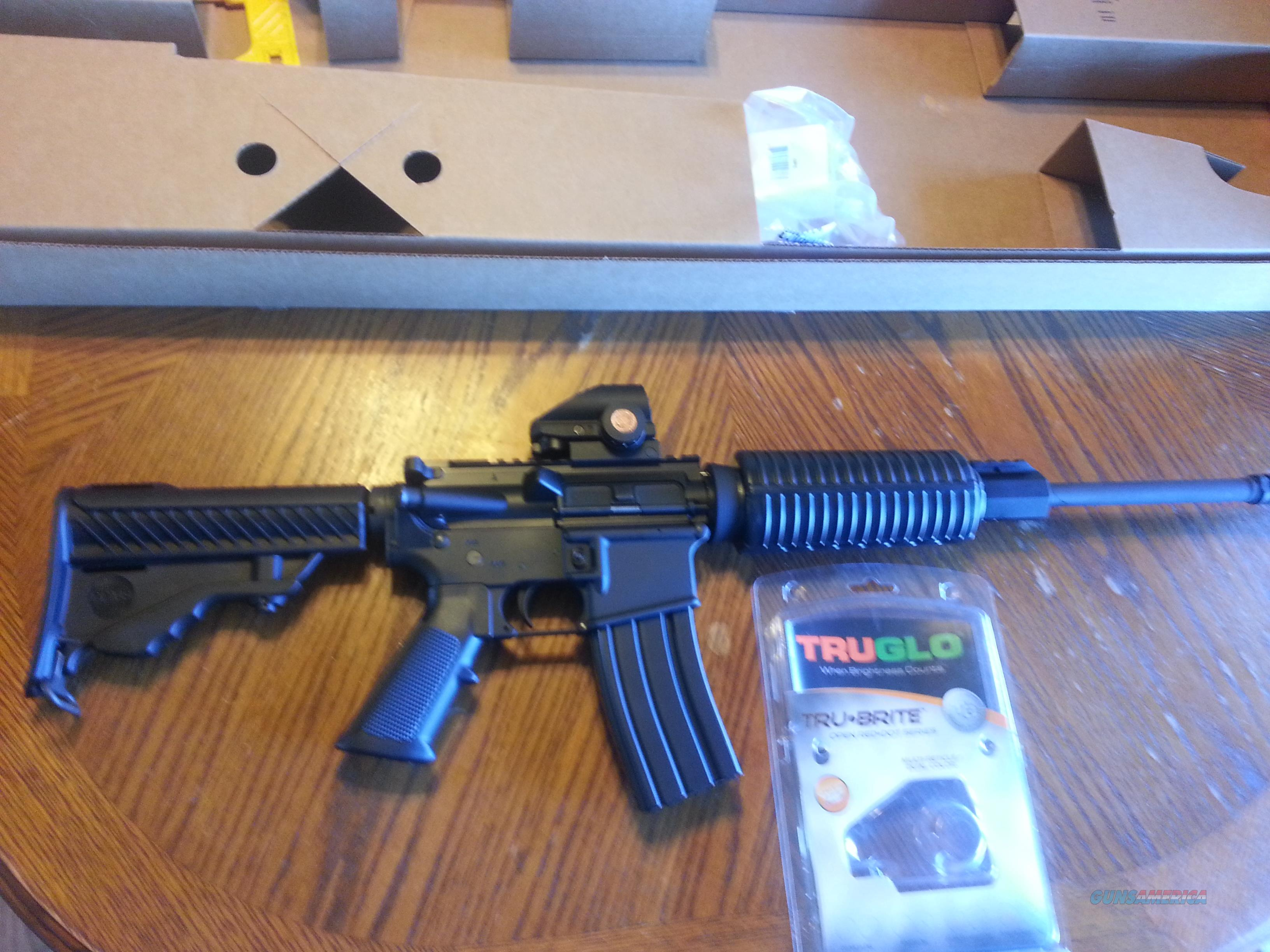 "DPMS Oracle AR15 AR 15 5.56/223 with RED DOT SIGHT, NIB, 16"" SALE!! SALE!!!  Guns > Rifles > AR-15 Rifles - Small Manufacturers > Complete Rifle"