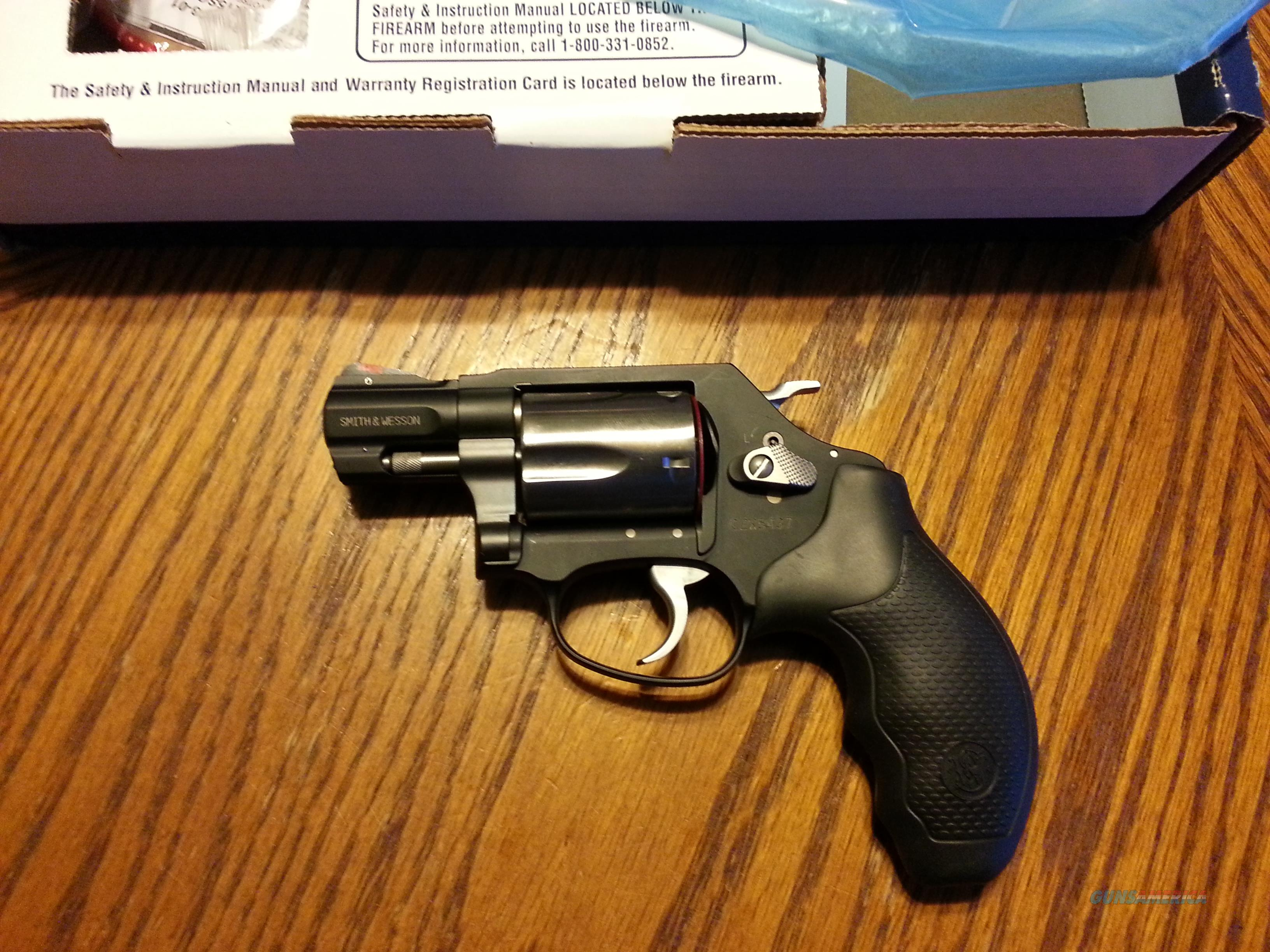 Smith & Wesson S&W M360 357 Magnum 5 Shot Airwe... for sale