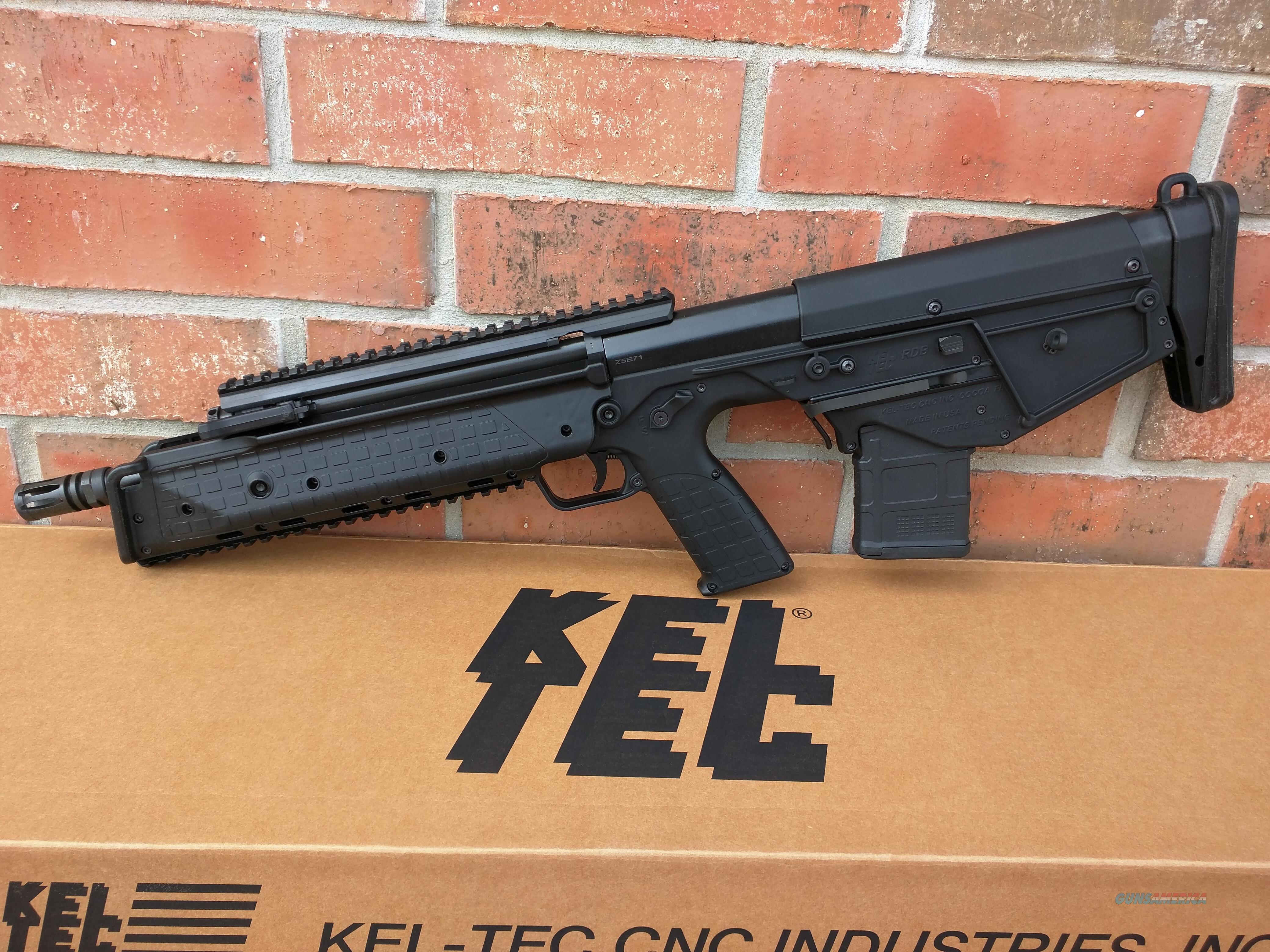 Kel Tec Keltec RDB Rifle 5.56 1-20 rd mag, takes all standard AR 15 mags FREE LAYAWAY  Guns > Rifles > Kel-Tec Rifles