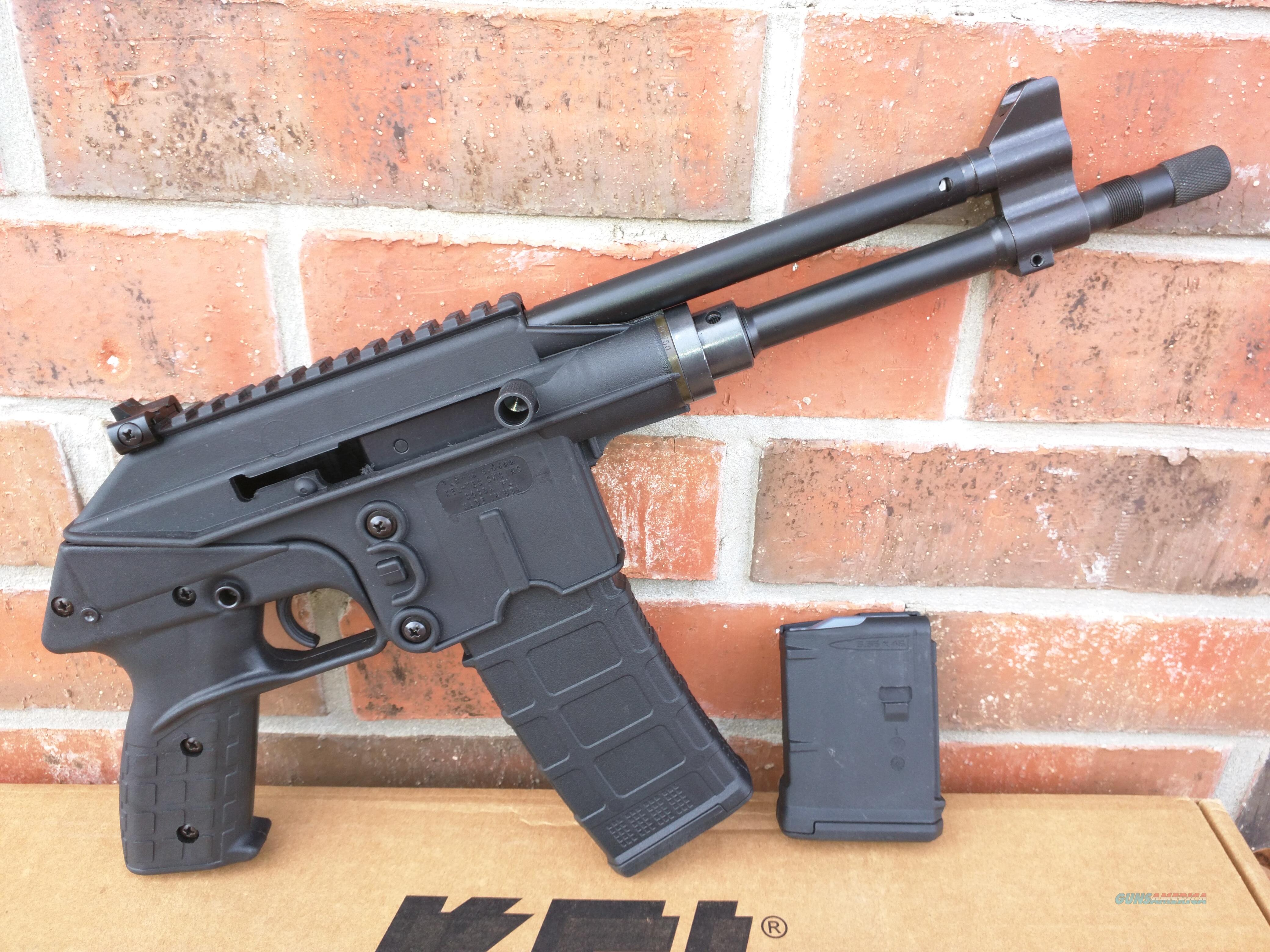 "Keltec Kel Tec PLR16  PLR 16, AR 15 Pistol, 30 Round and 10 Round Mags, 5.56/.223, Lightweight, 9"", Accepts all AR 15 Mags, NIB FREE LAYAWAY!!! SALE!!  Guns > Rifles > AR-15 Rifles - Small Manufacturers > Complete Rifle"