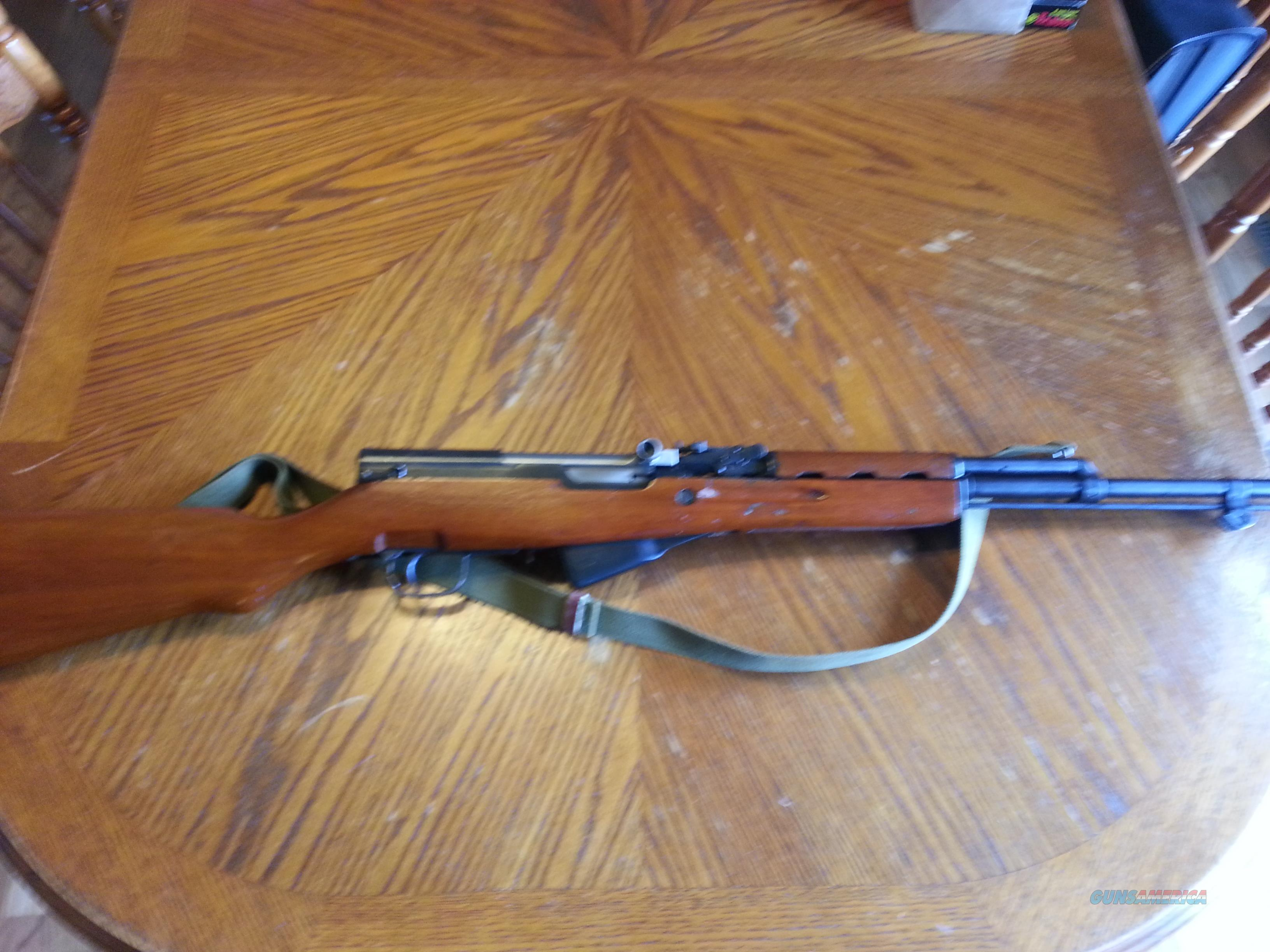"Norinco SKS 7.62x39 20"" All Matching Numbers Used Good condition  Guns > Rifles > SKS Rifles"