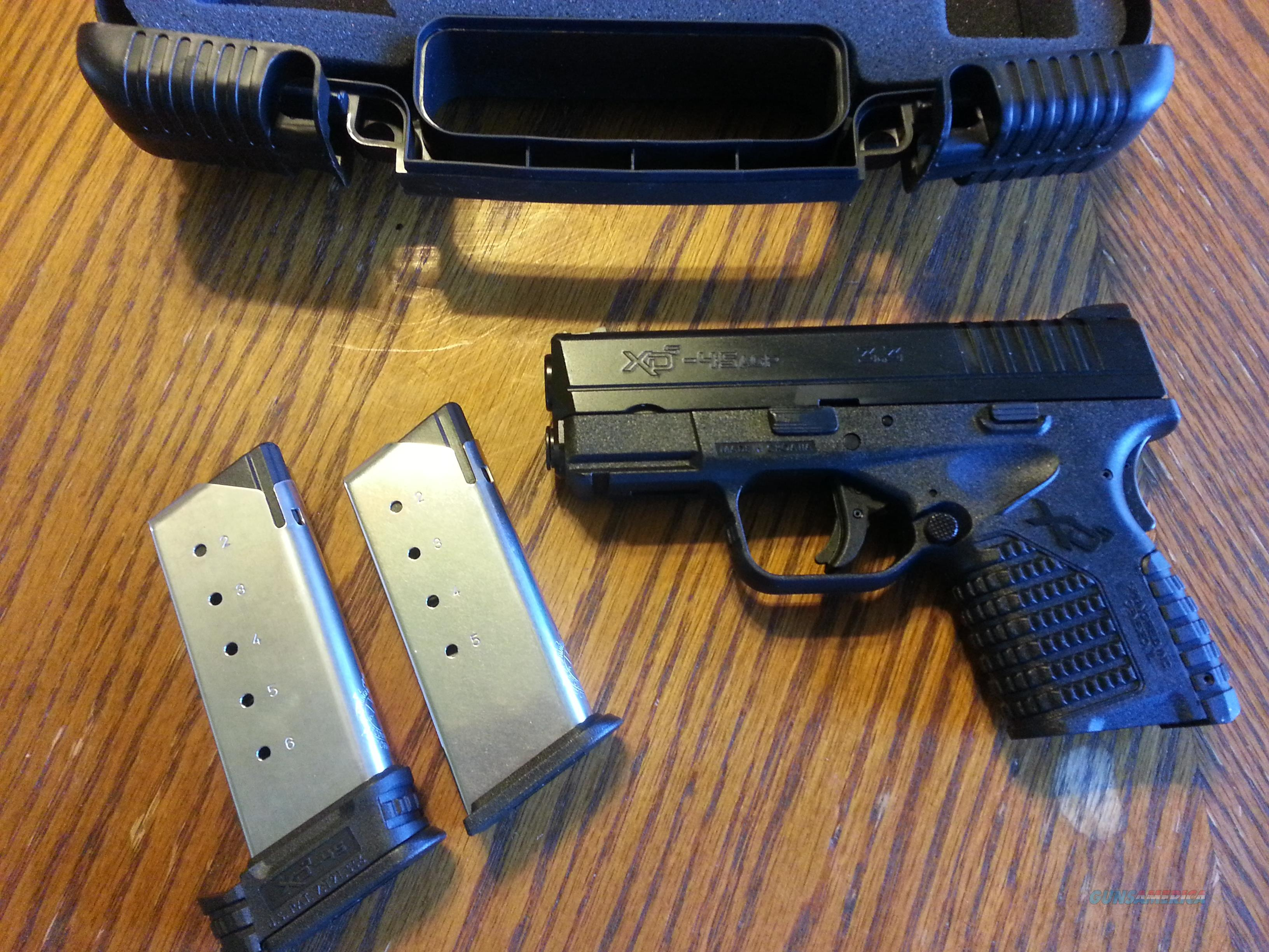 "Springfield XDS 45, NIB, 3.3"" 2 Mags, Fiber Optic Front Sight, Concealed Carry SALE!!! 1 ONLY!!  Guns > Pistols > Springfield Armory Pistols > XD-S"