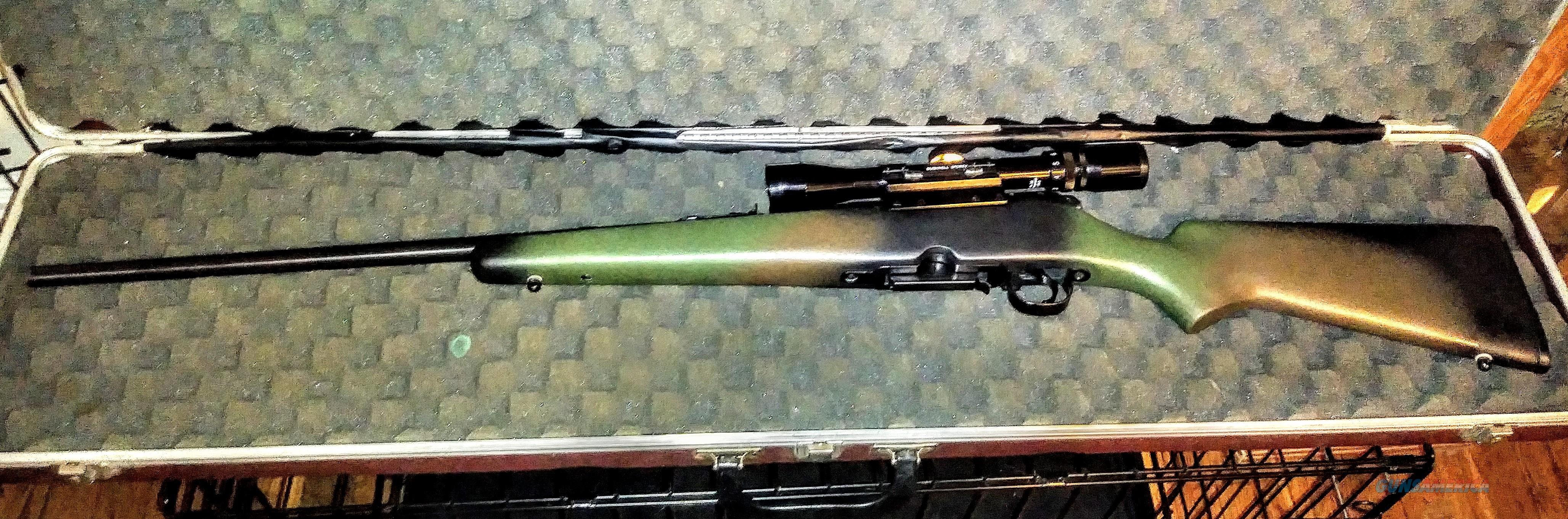 Savage Springfield 840 .222 bolt action rifle  Guns > Rifles > Savage Rifles > Standard Bolt Action > Sporting