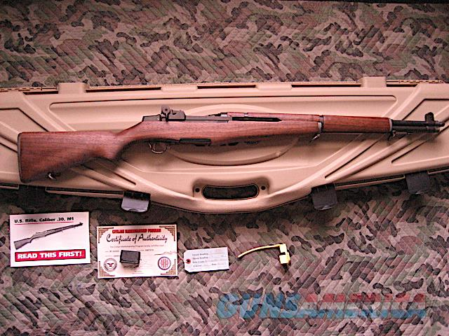 M1 Garand Springfield 30.06 Great Condition CMP Vetted  Guns > Rifles > Springfield Armory Rifles > M1 Garand