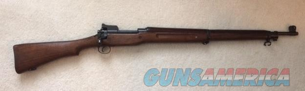 Remington Eddystone Model 1917 30.06  Guns > Rifles > Remington Rifles - Modern > Bolt Action Non-Model 700 > Tactical