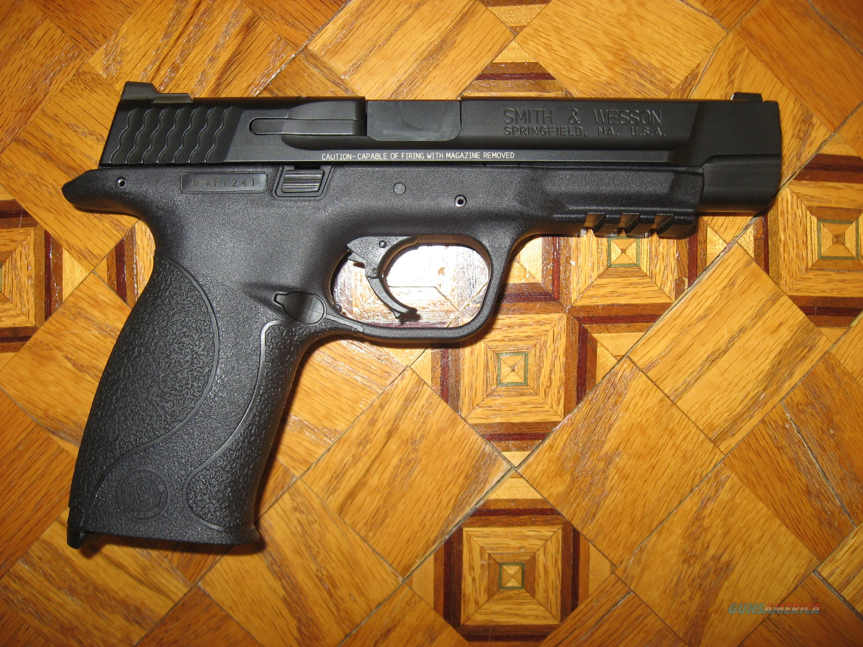 "M&P 9L 1.0 (5"" Barrel)   Guns > Pistols > Smith & Wesson Pistols - Autos > Polymer Frame"