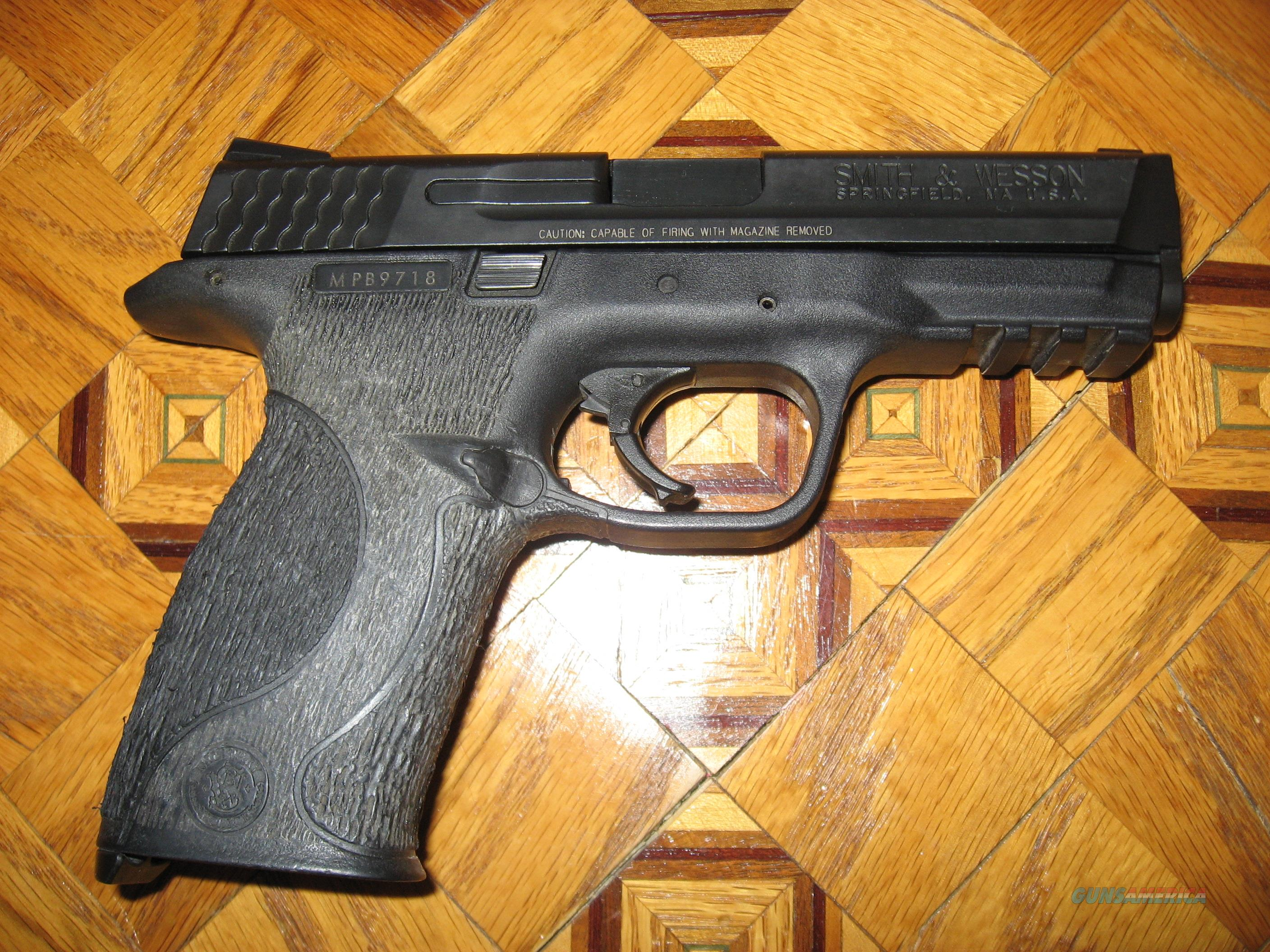 "Bowie M&P 40 1.0 (4.25"" Barrel)  Guns > Pistols > Smith & Wesson Pistols - Autos > Polymer Frame"