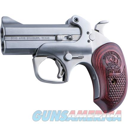 "Bond Snake Slayer 38/357 3.5""  Guns > Pistols > Bond Derringers"