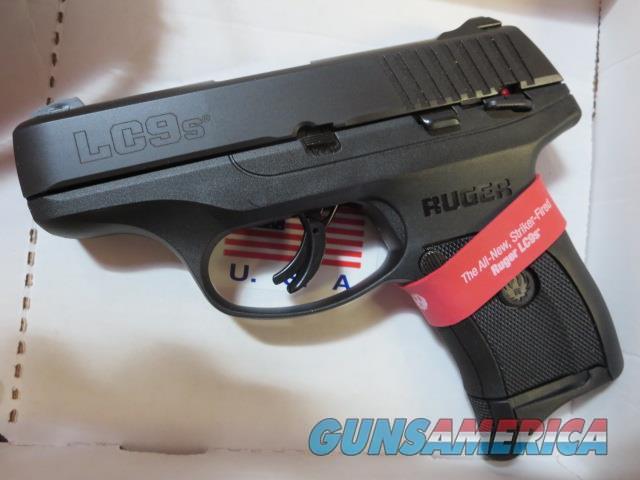"Ruger LC9s 9mm 3.1"" 7+1 NIB SALE PRICE LC9  03235  Guns > Pistols > Ruger Semi-Auto Pistols > LC9"