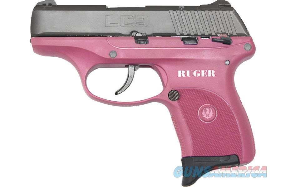 Raspberry frame Ruger LC9  Guns > Pistols > Ruger Semi-Auto Pistols > LC9