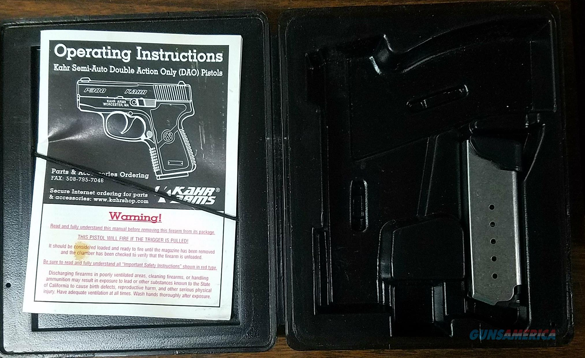Kahr PM40 Box, Manual and 1 Mag  Non-Guns > Magazines & Clips > Pistol Magazines > Other