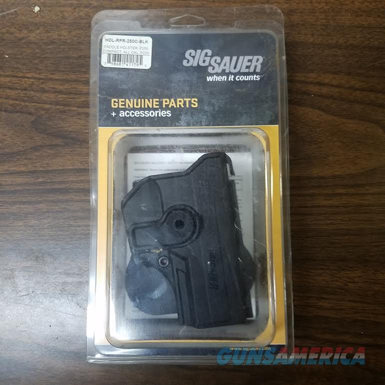 Sig Sauer Holstrer P250 P220  Non-Guns > Holsters and Gunleather > Concealed Carry