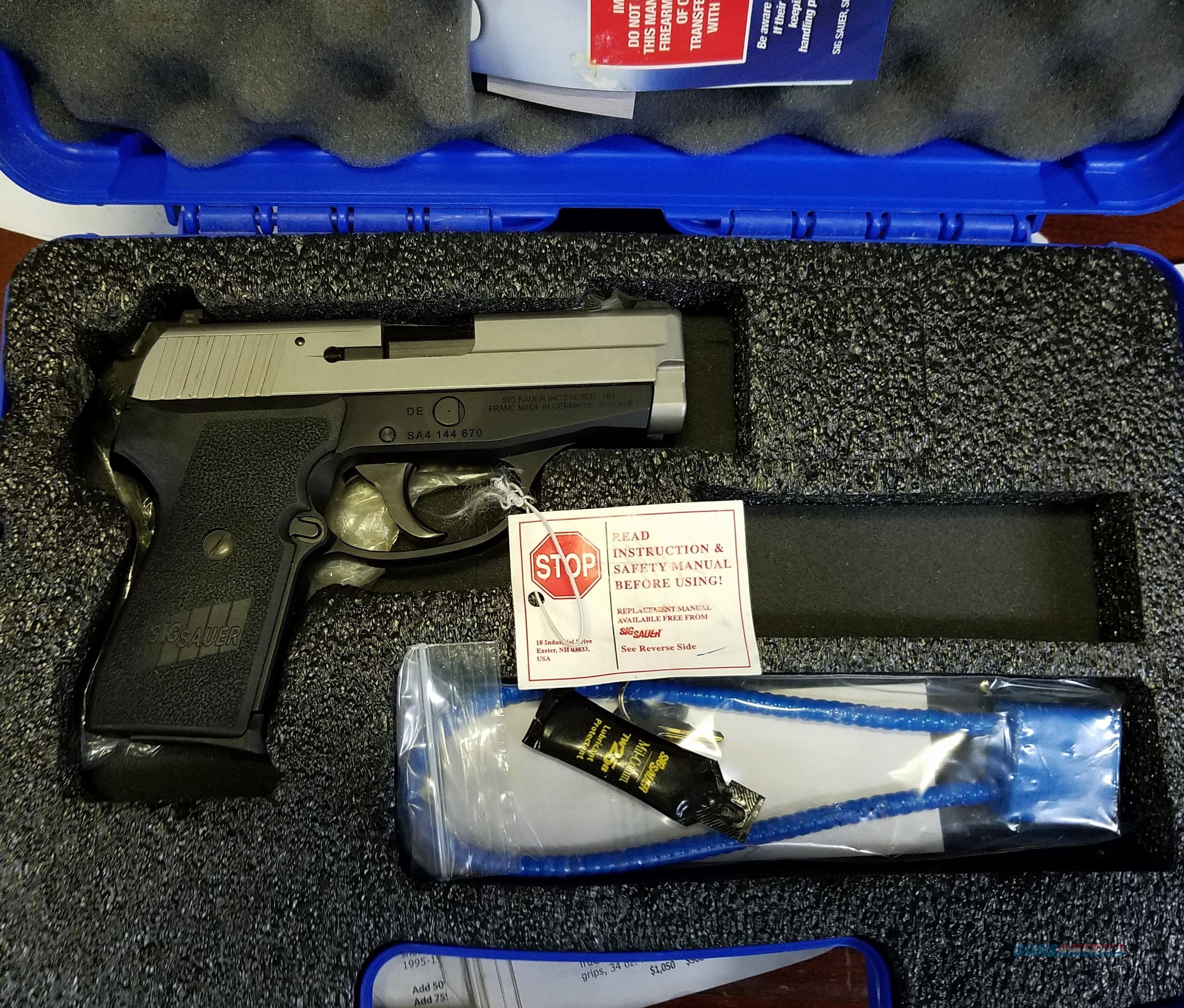 Sig 239 40 S&W 2 Tone NEW  Guns > Pistols > Sig - Sauer/Sigarms Pistols > P239