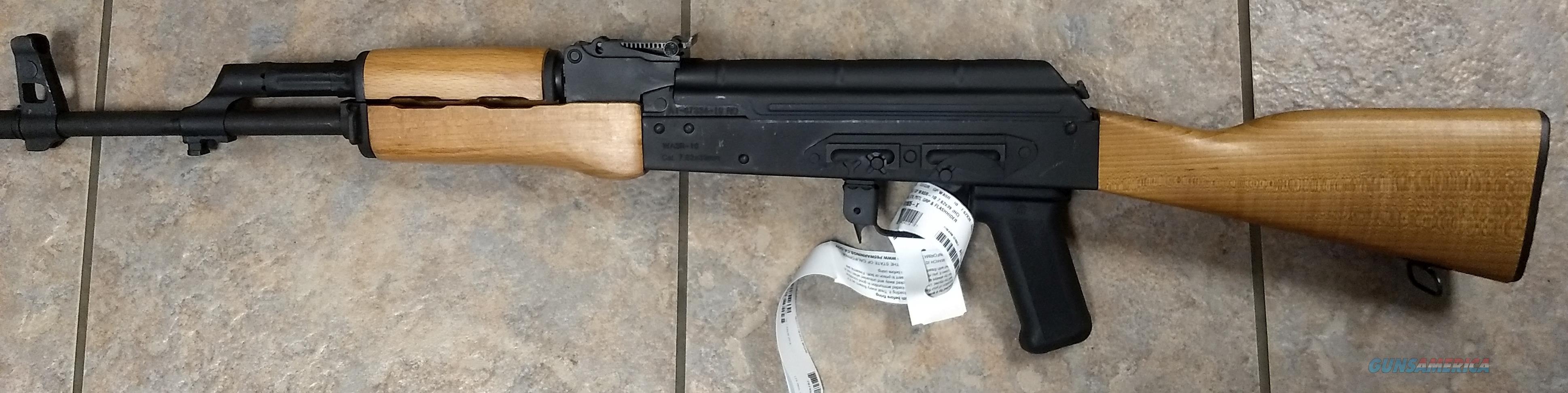 WASR 10 7.62x39mm AK47 Romania   Guns > Rifles > Century International Arms - Rifles > Rifles
