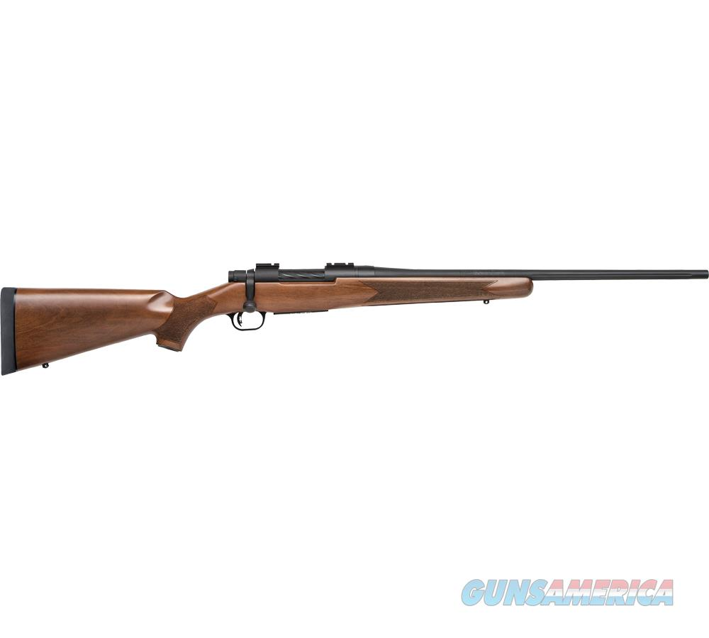 "Mossberg Patriot .243 Win. 22"" Walnut Stock  Guns > Rifles > Mossberg Rifles > Patriot"