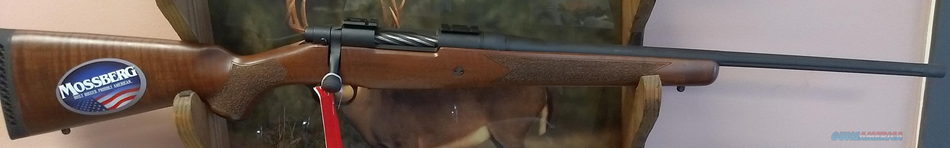 Mossberg Patriot .243 Win. Bolt Action W/Walnut Stock   Guns > Rifles > Mossberg Rifles > Patriot