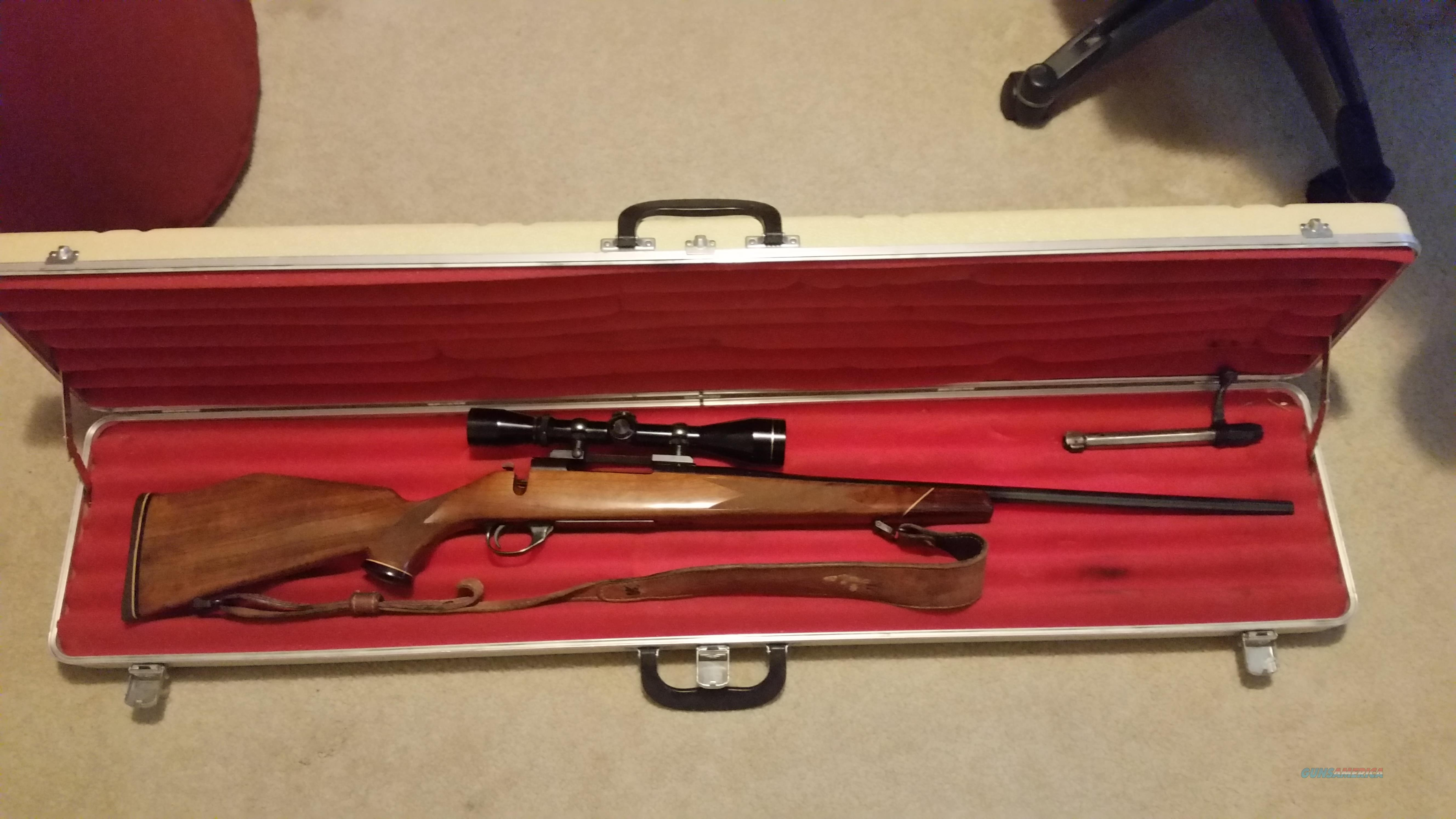 Weatherby Vanguard 270  Guns > Rifles > Weatherby Rifles > Sporting