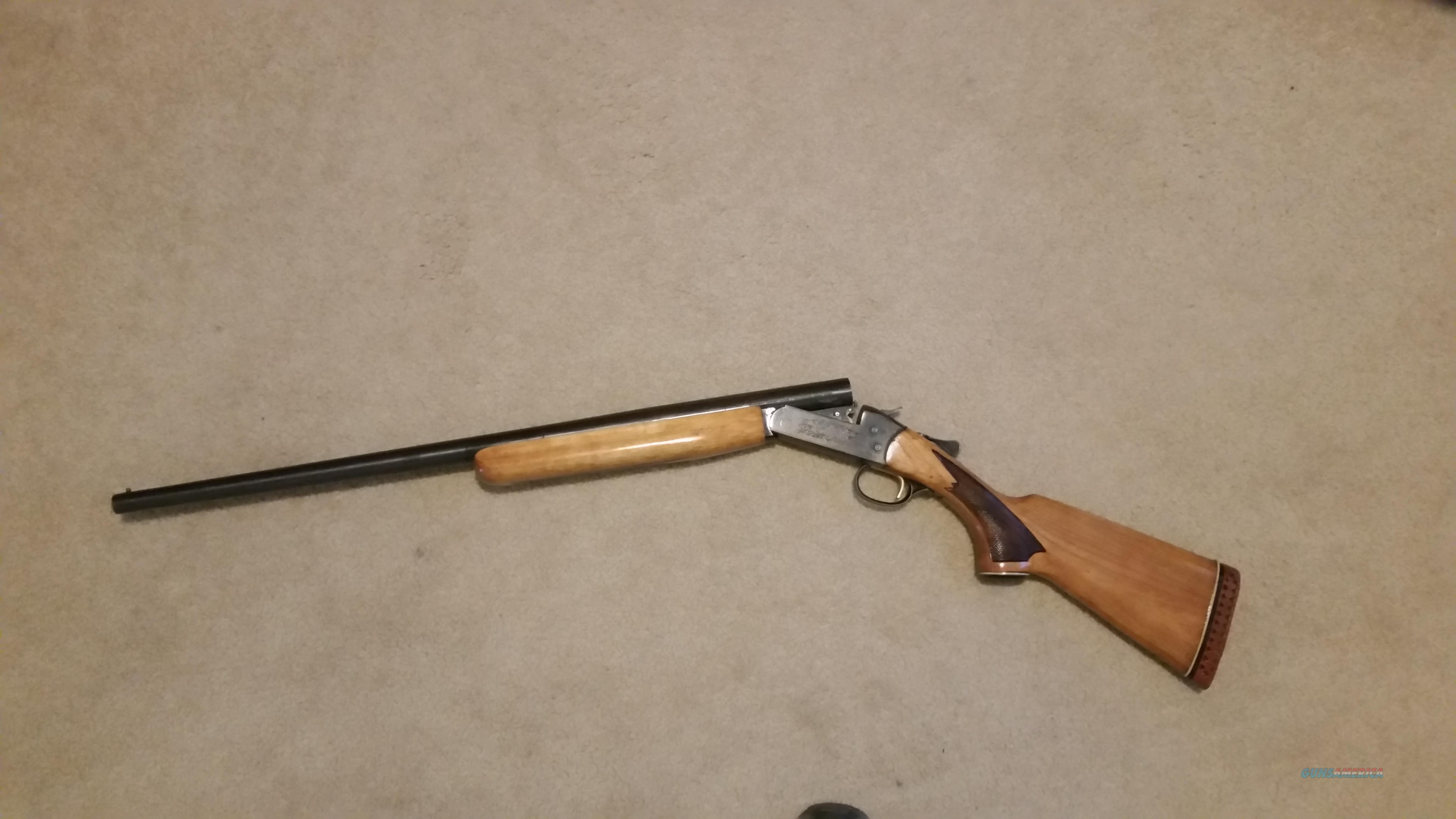 Winchester Youth Model 20 Gauge  Guns > Shotguns > Winchester Shotguns - Modern > Bolt/Single Shot