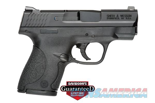 S&W M&P SHIELD 9MM 7/8RD B FS Free Shipping   Guns > Pistols > Smith & Wesson Pistols - Autos > Shield
