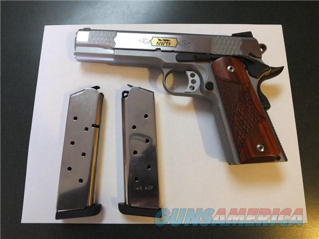 Smith & Wesson 1911E in 45ACP  Guns > Pistols > AMT Pistols > Double Action