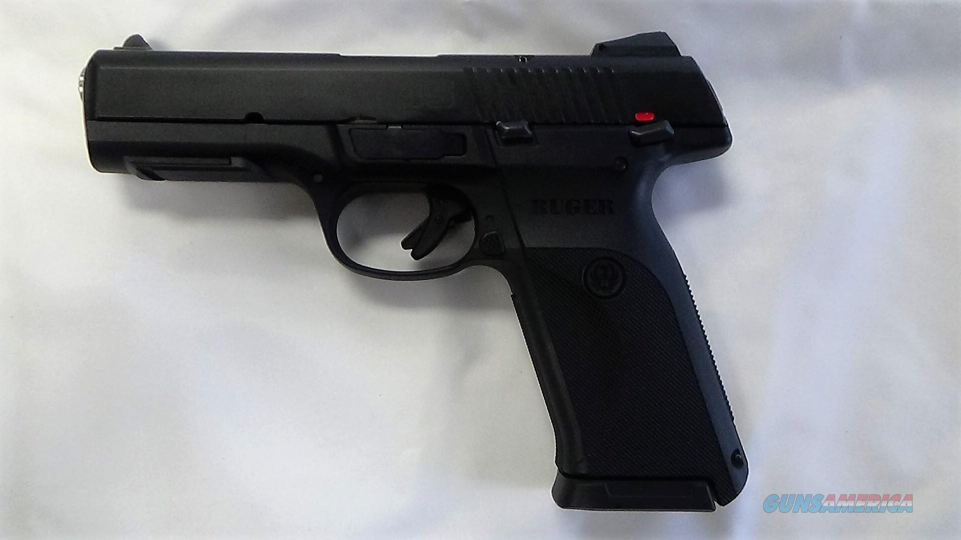 RUGER SR45 45ACP Lightly Used  Guns > Pistols > Ruger Semi-Auto Pistols > SR Family > SR45