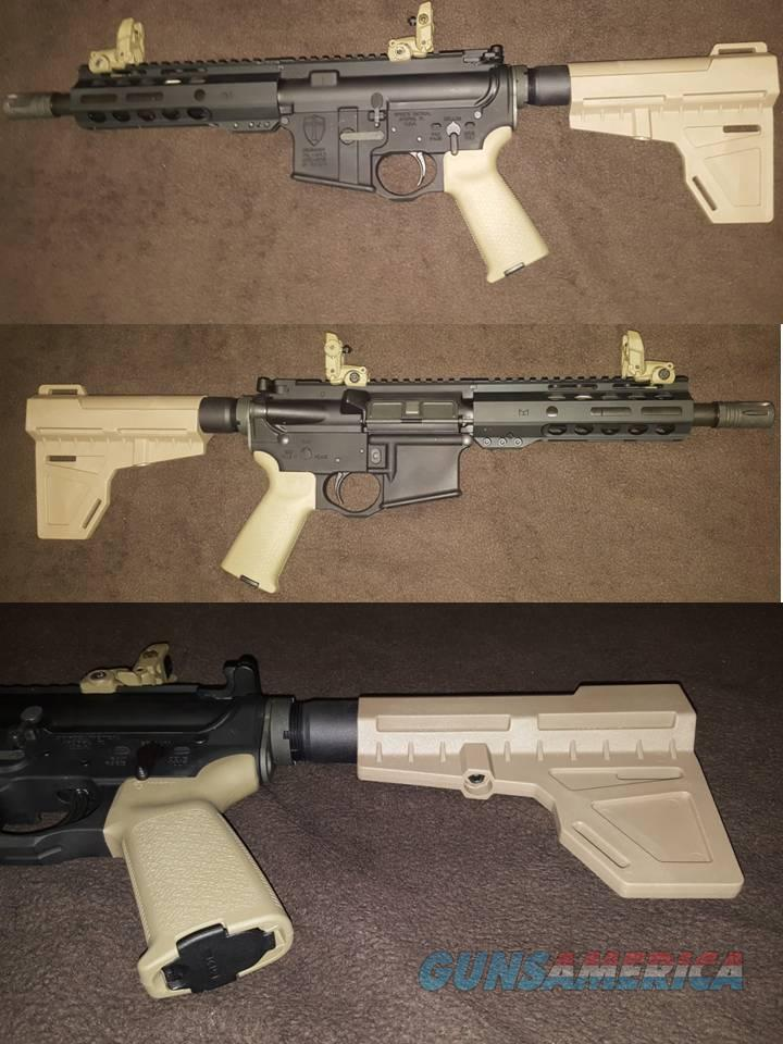 Spikes tactical Crusader AR 15 Compact Length 7.62 x 39  Guns > Rifles > AR-15 Rifles - Small Manufacturers > Complete Rifle